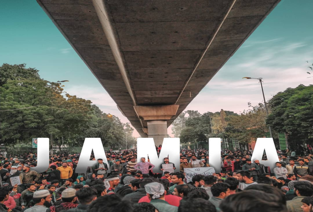 Jamia Millia Islamia Protest December 2019
